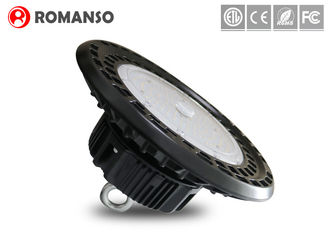 China SMD3030 chips IP65 UFO Led High Bay lighting fixtures with hook hanging supplier