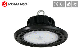 China 130lm/w Industrial UFO Led High Bay with Die - casting aluminum DLC UL CE RoHS Approved supplier