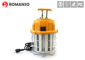 China 60w 100w LED temporary work light with stainless steel cover DLC UL listed supplier