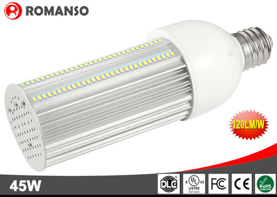 China 120Lm/W 180 Degree LED Bulb 45W With 3000K-6000K Color Temperature , Ul Dlc Approval distributor