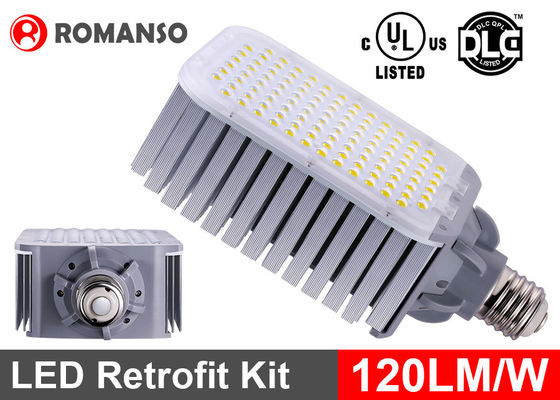 China Hid Led Street Light Retrofit 180 Degree LED Bulb High Lumen 80W 100W 120W distributor