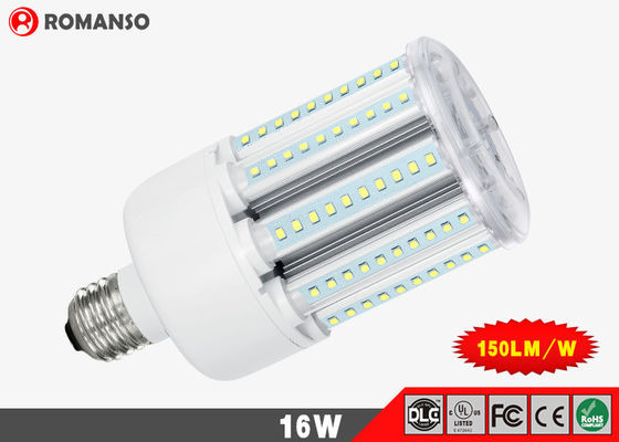 China Halogen Replacement 16w LED Corn COB Lamps E39 277 Volt Ip65 Waterproof Outdoor factory
