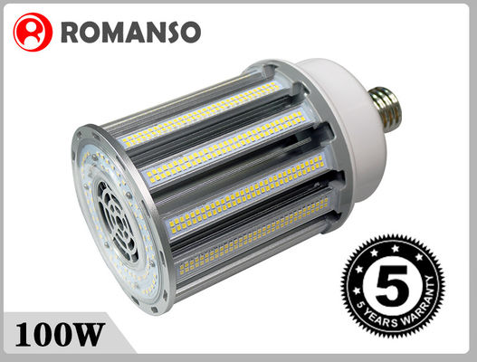 China 300W Metal Halide HID Replacement 100W SAMSUNG 2835 LED Corn COB Bulb UL DLC Approval factory