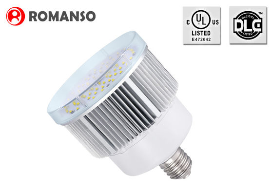 China Retrofit 250w Cfl Lighting High Bay LED Bulb 80 Watt With 3000k-6000k CCT , 120° Beam Angle distributor