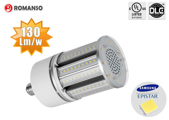 China E27 E40 replacement corn cob led light bulbs 36W Outdoor parking lot lighting distributor
