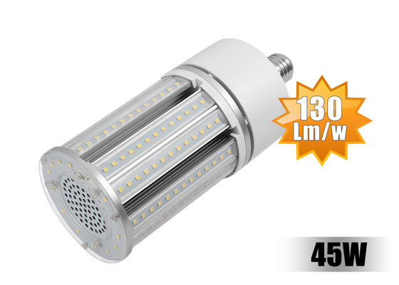 China 45w E27 LED Corn Bulb Indoor 5400lm High Lumen For Enclosed Fixture distributor