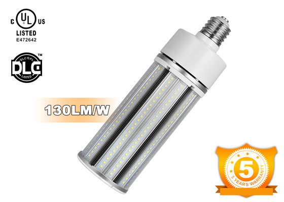 China 9750lm AC100-300V 50-60Hz A UL Listed 75W Corn LED Lights With 5 Years Warranty distributor