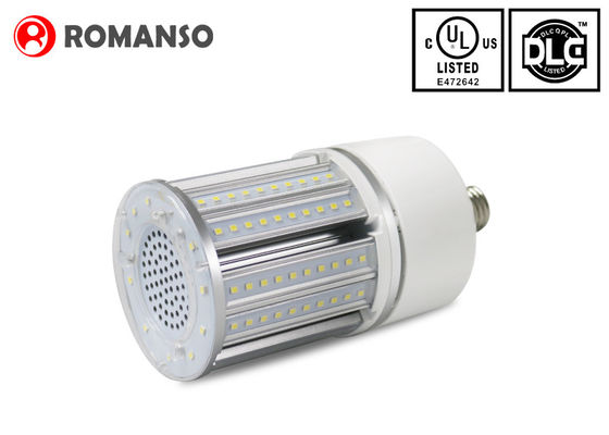 China 360 Degree DLC Corn Led Light Bulbs With Internal UL Listed LED Driver distributor