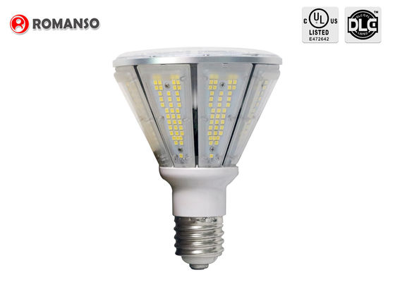 China E40 E27 LED Corn Bulb Lamp 40W 110V , Corn Cob Led Light Bulbs 360 Degree distributor