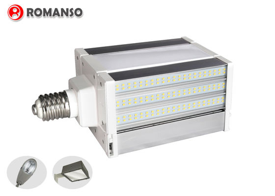 China DLC UL 180 Degree 54w 3000K-6000K LED Corn COB Bulb LED Shoebox Retrofit Lamp distributor