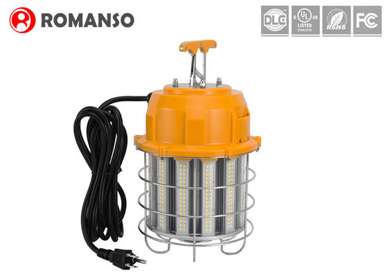 China Ceiling Mount High Bay LED Temporary Work Light Fixture 100 Watt , 12000 Lumen distributor