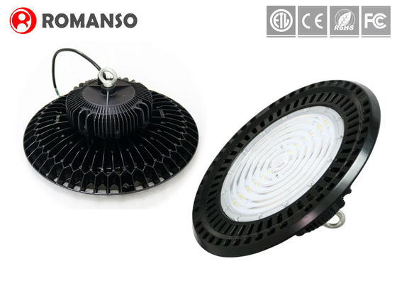 China 120w 150w UFO Led High Bay Light 130lm/W High Lumen High Bay Shop Lights distributor