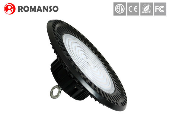 China Ultra Thin Shell UFO Led High Bay For Industrial Lighting , Energy Efficiency CE RoHS distributor